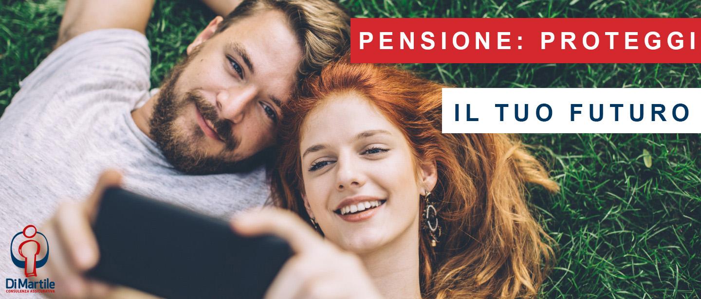 Pensione: pianifica da oggi il tuo futuro